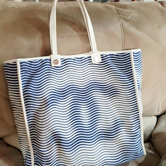 54577e336aa6 CHANEL Bags | Cruise Collection White Blue Hologram | Poshmark